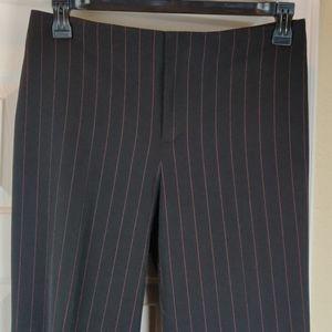 AGB Black Striped Pant.